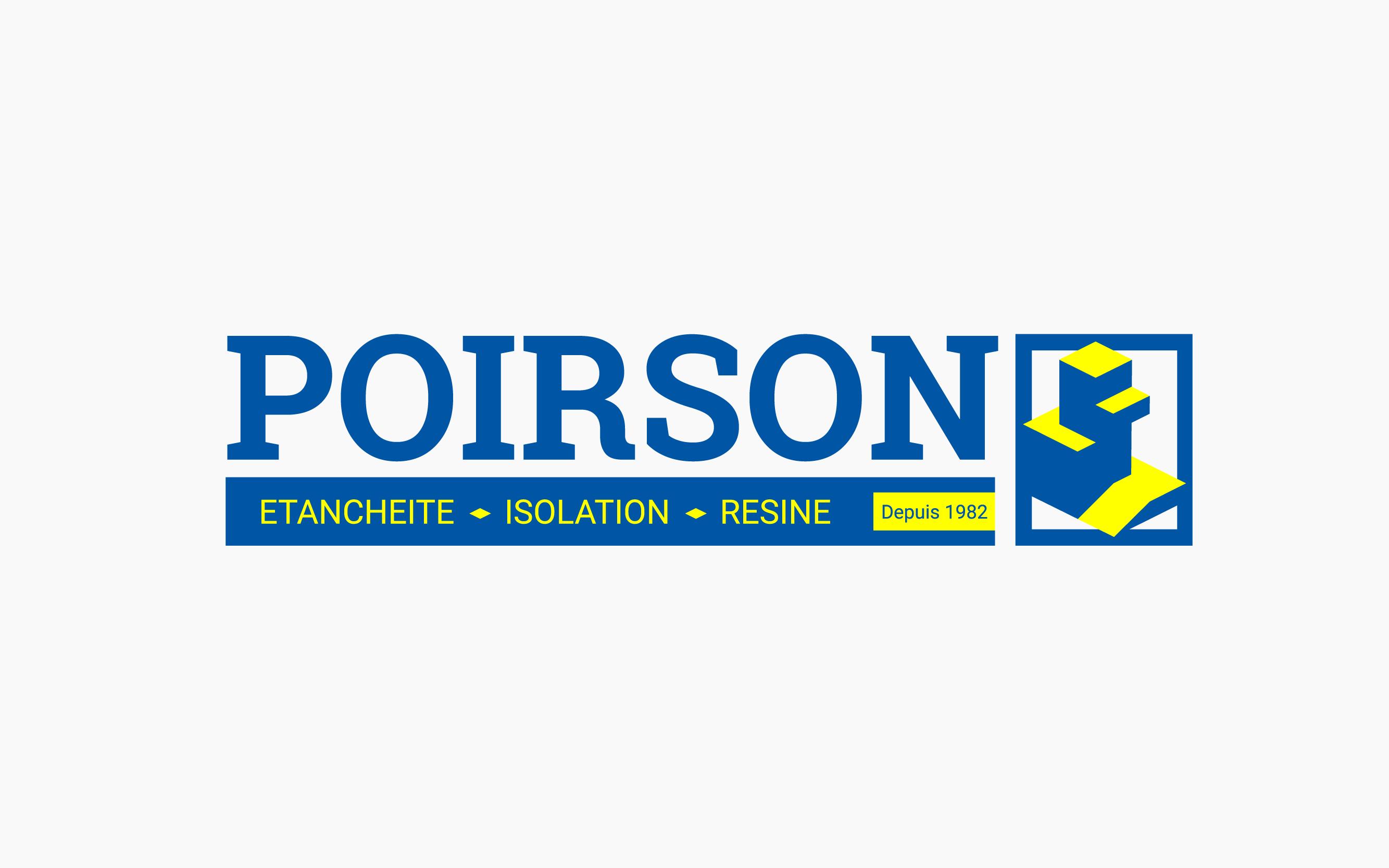 Logo Poirson horizontal